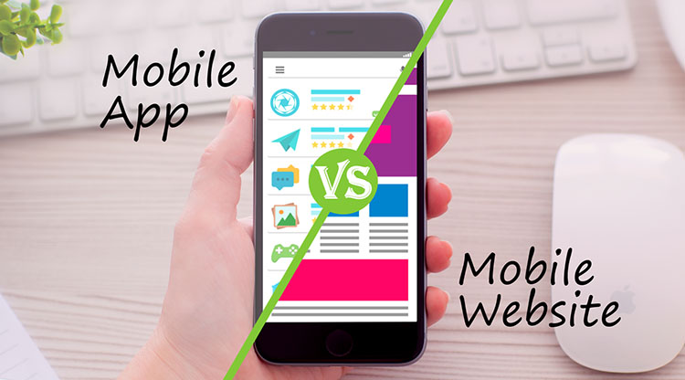 Website or App - what is better?