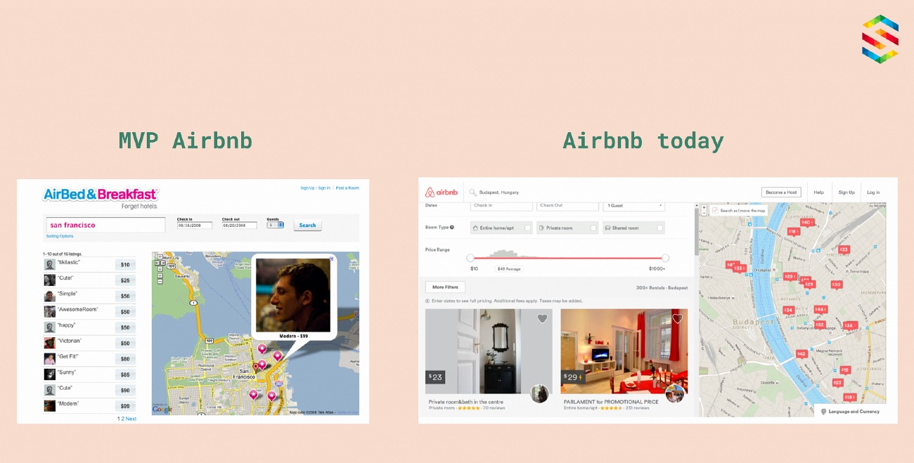 How Airbnb used MVP