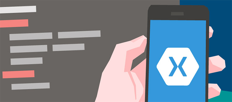 Cross-platform application using xamarin