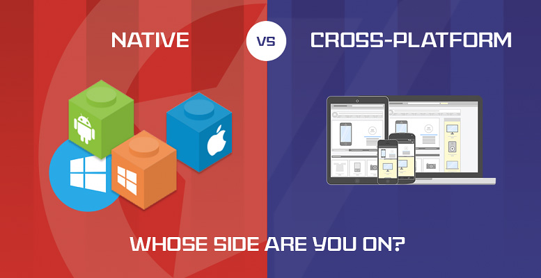 Native or cross-platform development