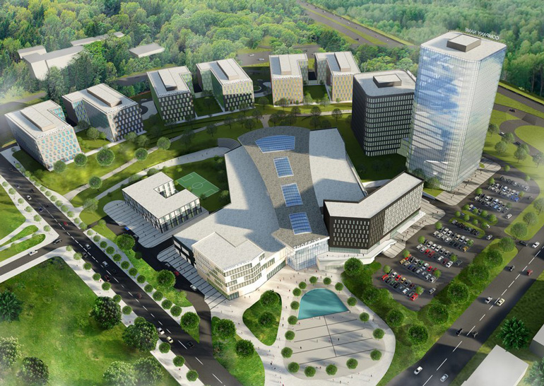 Innovation District IT Park