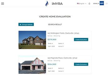 iMyra app