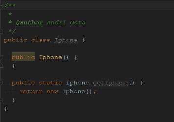 Java Practice example 1