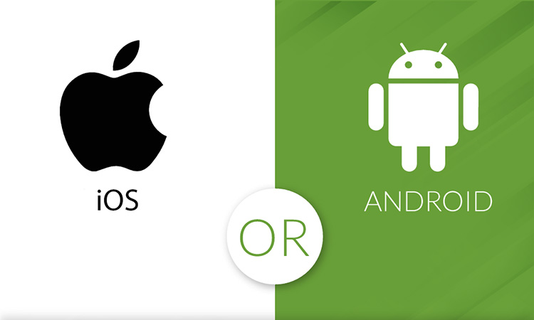 iOS or Android - which to Choose for App Development