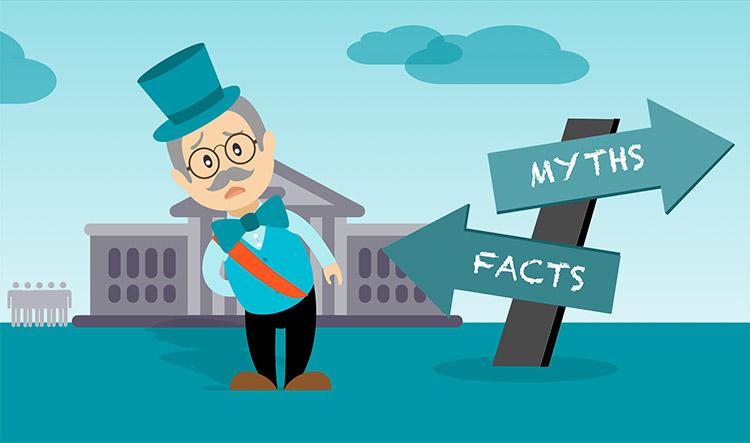 Common Myths about Blockchain