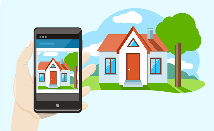 Mobile App for Real Estate Agency