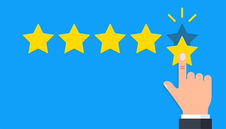 Encourage Customer Reviews