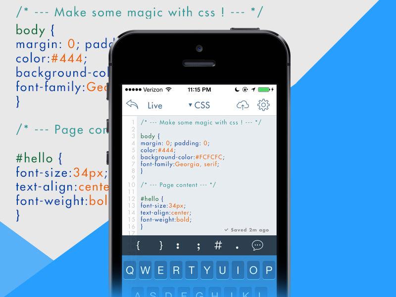 Mobile App Code