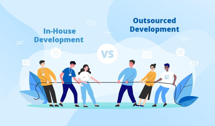 In-House vs Outsourced development models