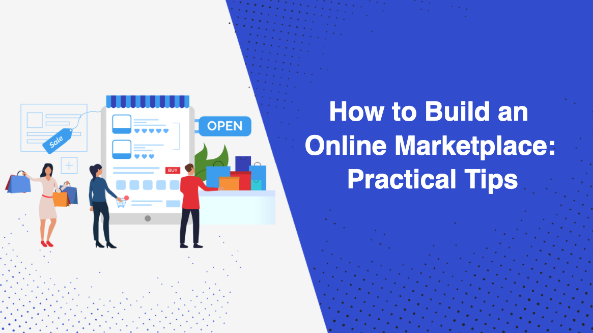 How to create a marketplace website - useful tips