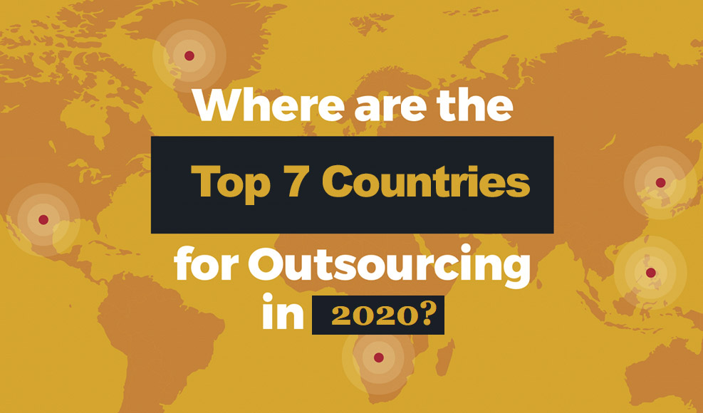 Best Countries to Outsource
