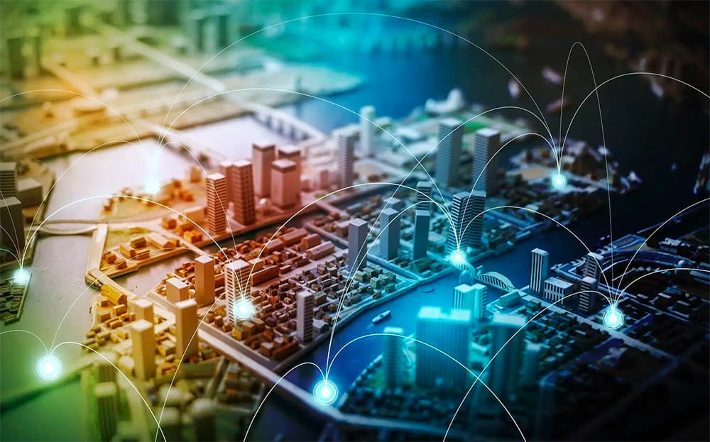 Smart cities and IoT Trends