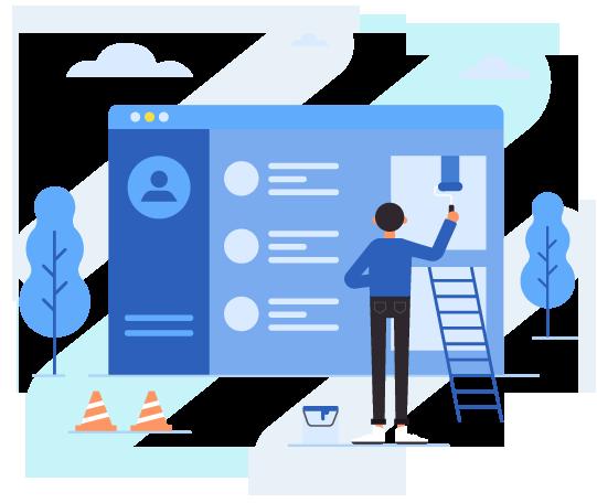 UI/UX design service