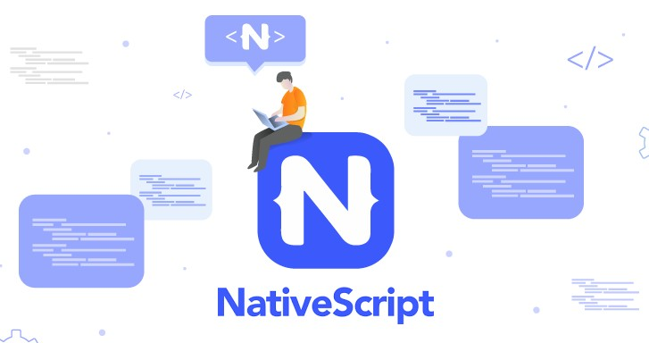 NativeScript framework