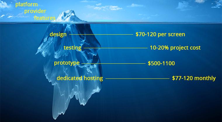 Hidden Costs of software development