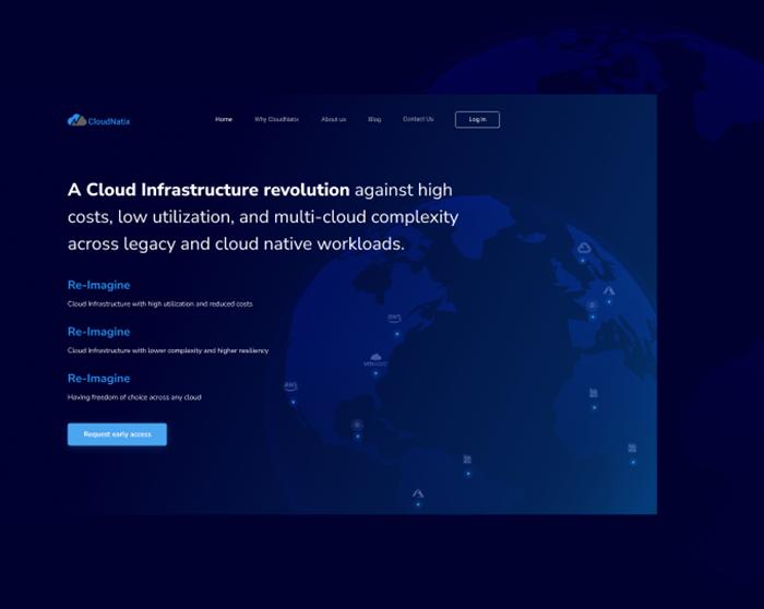 CloudNatix design project