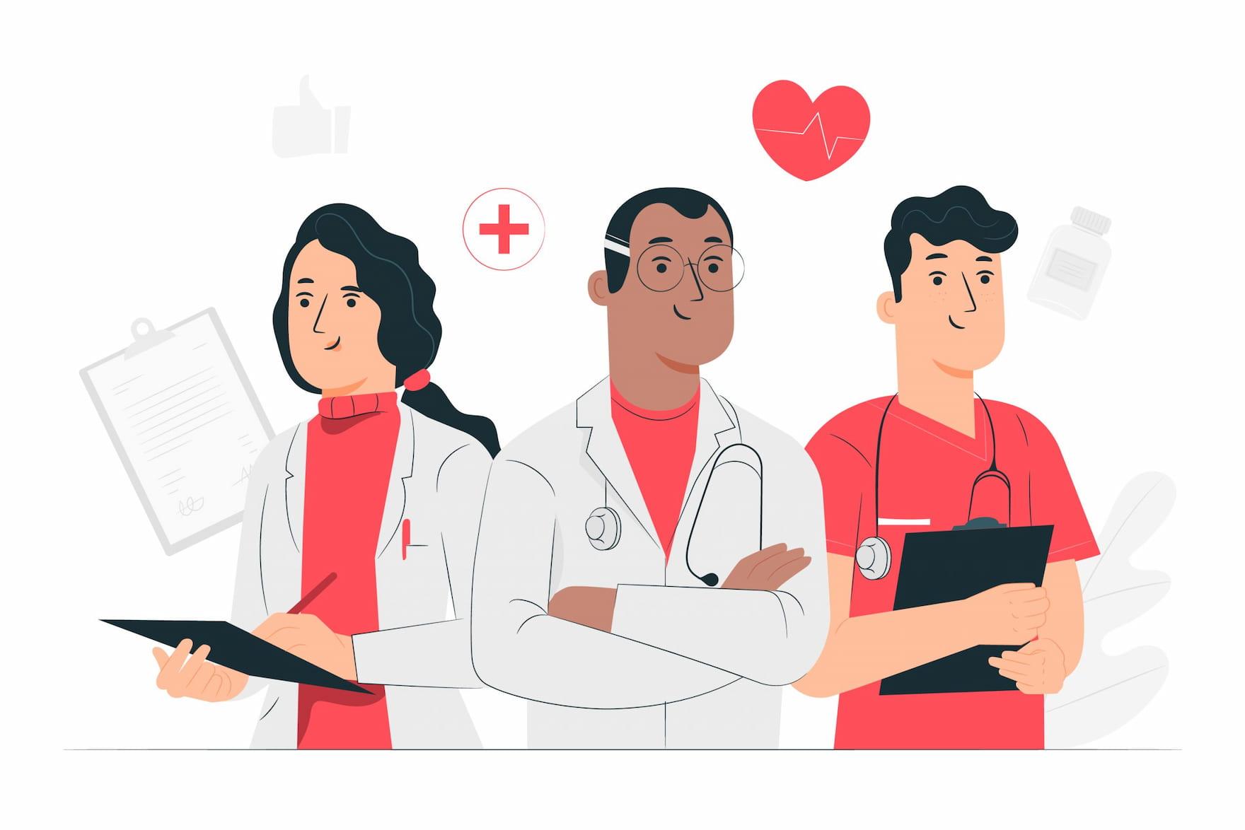 How to make hospital management software